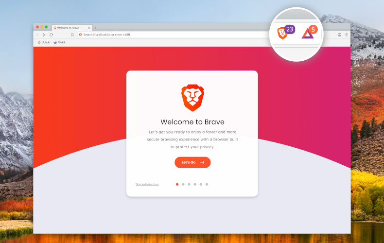 brave browser - cryptovaluteblog