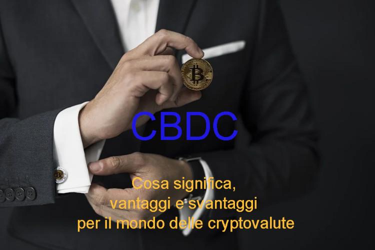 cosa significa CBDC